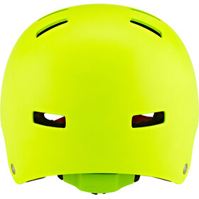 Bell Span Helm Kinder matte bright green